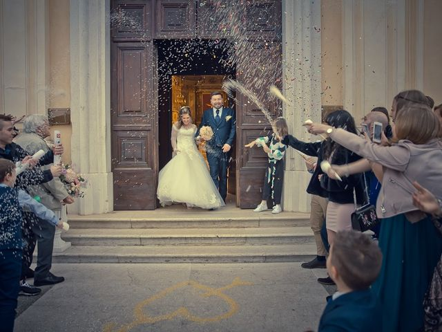 Il matrimonio di Alberto e Roberta a Brescia, Brescia 80