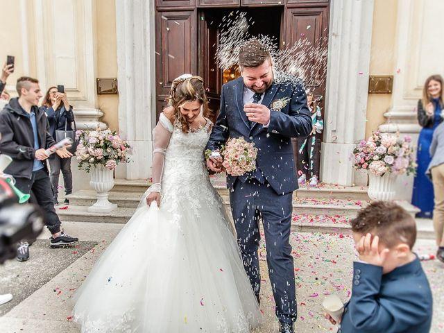 Il matrimonio di Alberto e Roberta a Brescia, Brescia 88