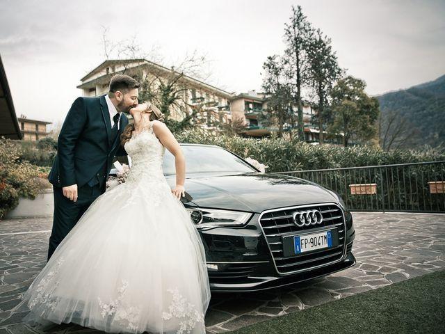 Il matrimonio di Alberto e Roberta a Brescia, Brescia 120
