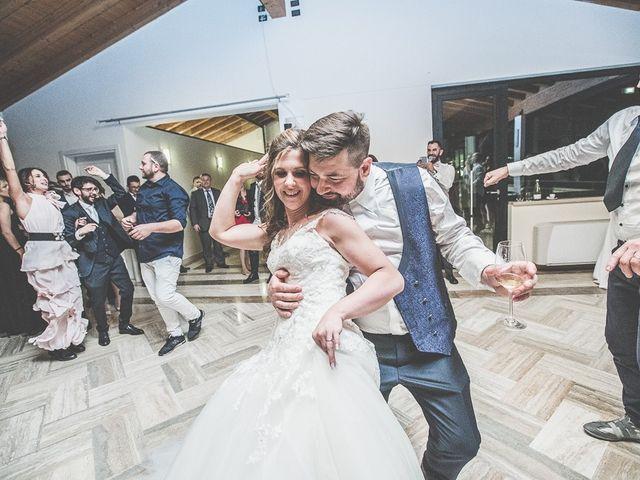 Il matrimonio di Alberto e Roberta a Brescia, Brescia 163