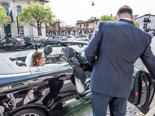 Il matrimonio di Alberto e Roberta a Brescia, Brescia 43