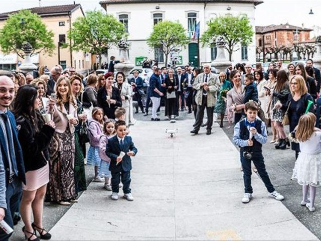 Il matrimonio di Alberto e Roberta a Brescia, Brescia 78