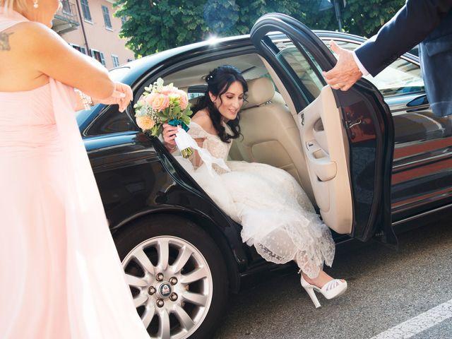 Il matrimonio di Federico e Silvia a Invorio, Novara 4