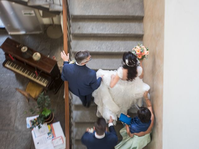 Il matrimonio di Federico e Silvia a Invorio, Novara 7