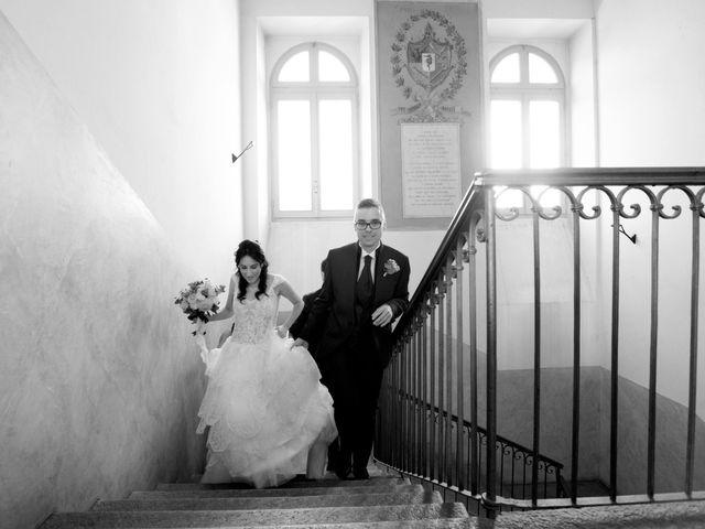 Il matrimonio di Federico e Silvia a Invorio, Novara 8