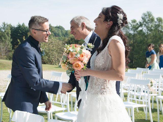 Il matrimonio di Federico e Silvia a Invorio, Novara 17