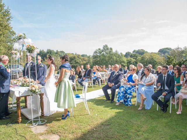 Il matrimonio di Federico e Silvia a Invorio, Novara 19