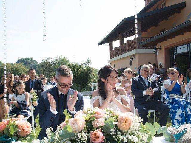 Il matrimonio di Federico e Silvia a Invorio, Novara 21