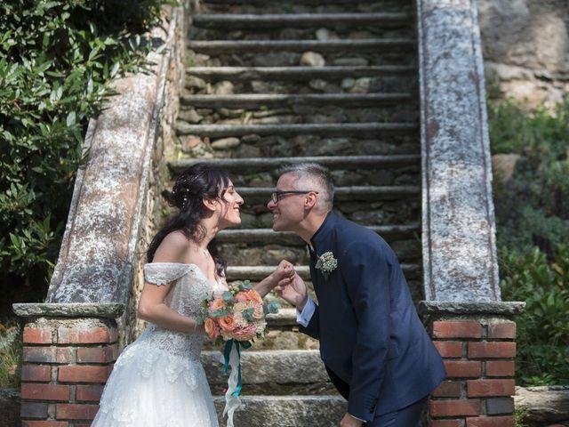 Il matrimonio di Federico e Silvia a Invorio, Novara 1