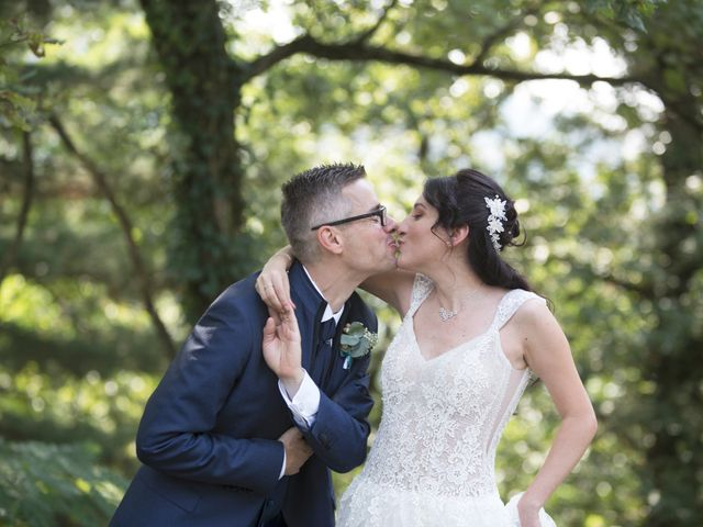 Il matrimonio di Federico e Silvia a Invorio, Novara 33
