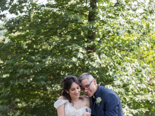 Il matrimonio di Federico e Silvia a Invorio, Novara 34