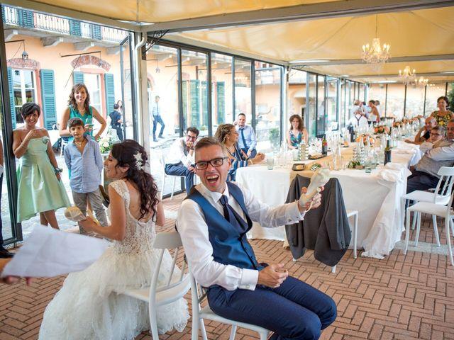 Il matrimonio di Federico e Silvia a Invorio, Novara 41