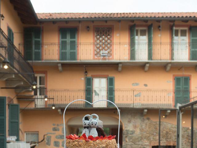 Il matrimonio di Federico e Silvia a Invorio, Novara 43
