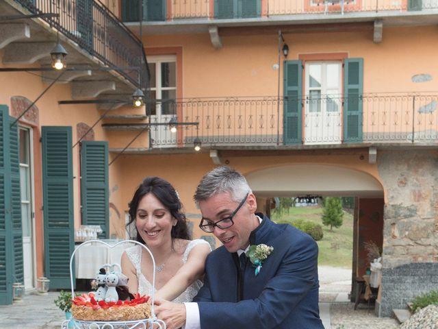Il matrimonio di Federico e Silvia a Invorio, Novara 44
