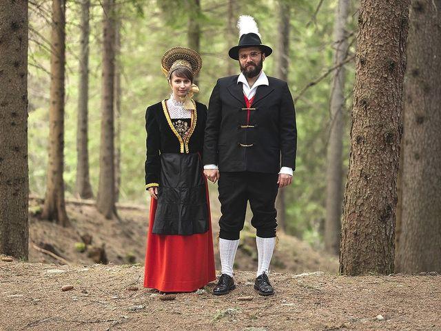 Il matrimonio di Saverio e Selene a Gressoney-Saint-Jean, Aosta 3