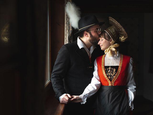 Le nozze di Selene e Saverio