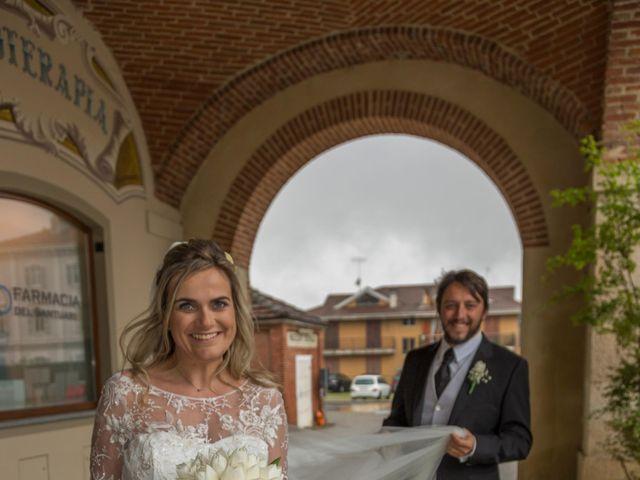 Il matrimonio di Alessandro e Stefania a Vicoforte, Cuneo 3