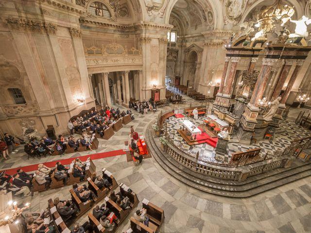 Il matrimonio di Alessandro e Stefania a Vicoforte, Cuneo 7
