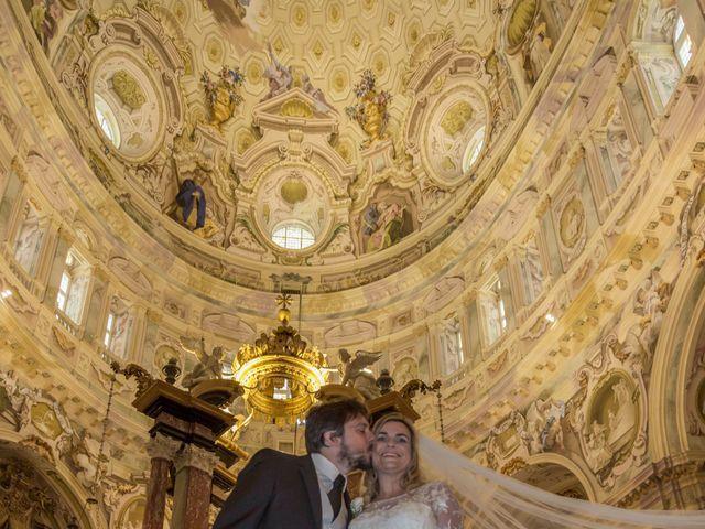 Il matrimonio di Alessandro e Stefania a Vicoforte, Cuneo 8