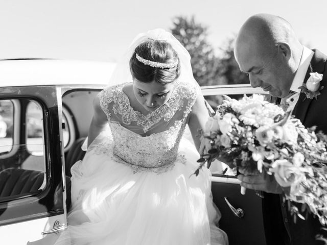 Il matrimonio di William e Kimberly a Novara, Novara 22