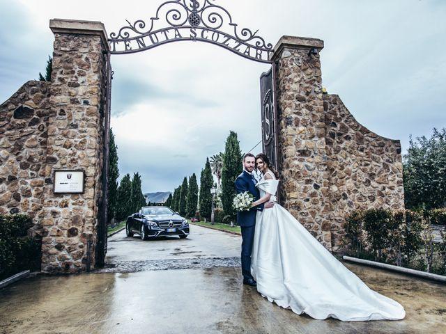 Le nozze di Cettina e Riccardo
