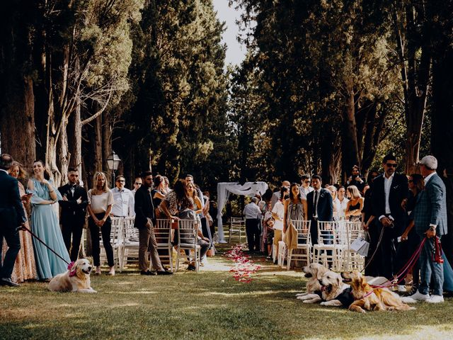 Il matrimonio di Enea e Carlotta a Firenze, Firenze 18