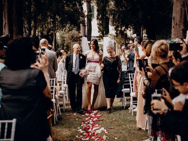 Il matrimonio di Enea e Carlotta a Firenze, Firenze 1