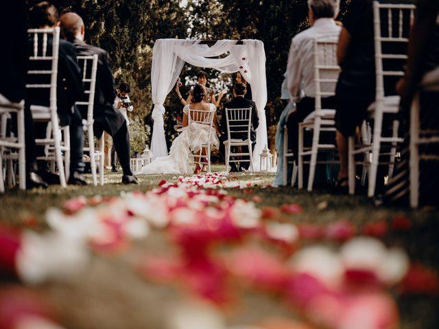 Il matrimonio di Enea e Carlotta a Firenze, Firenze 19