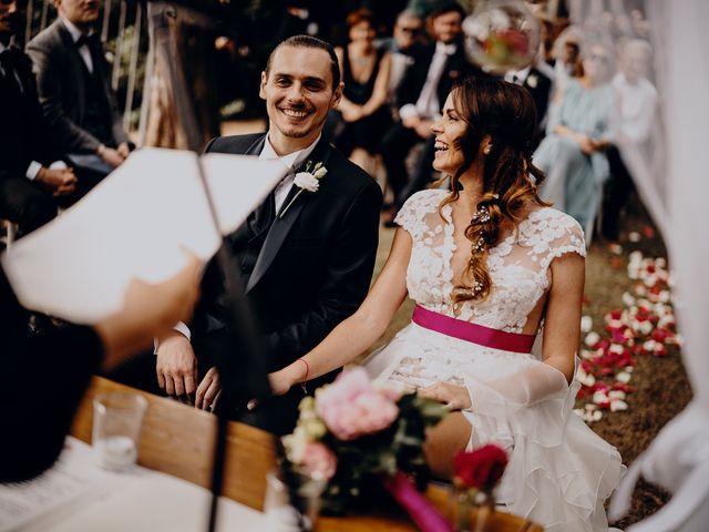 Il matrimonio di Enea e Carlotta a Firenze, Firenze 20