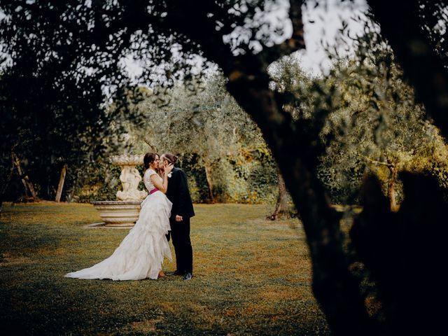 Il matrimonio di Enea e Carlotta a Firenze, Firenze 2