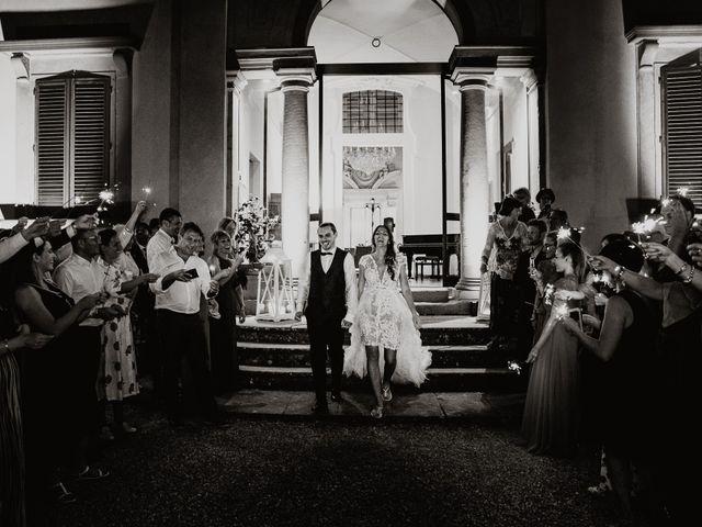 Il matrimonio di Enea e Carlotta a Firenze, Firenze 32