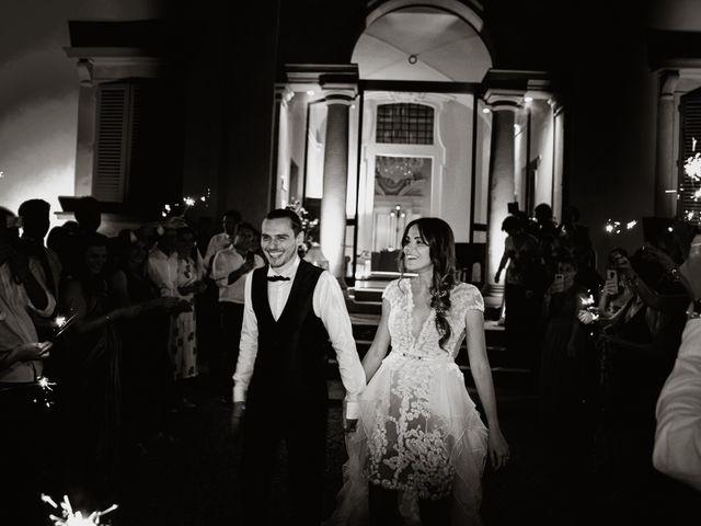 Il matrimonio di Enea e Carlotta a Firenze, Firenze 33