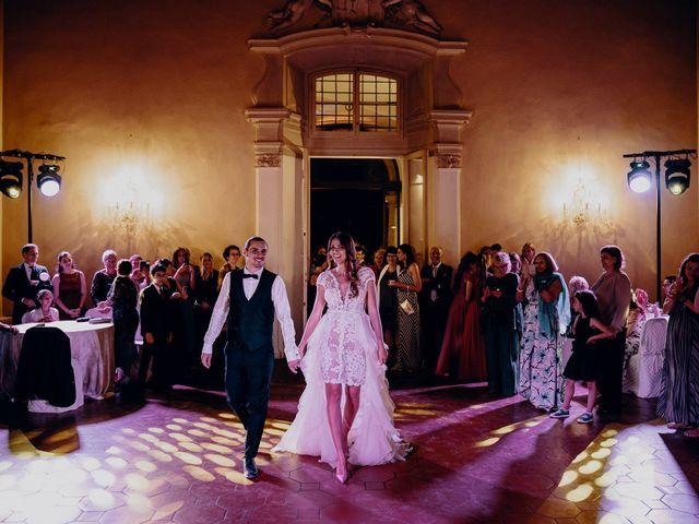 Il matrimonio di Enea e Carlotta a Firenze, Firenze 35