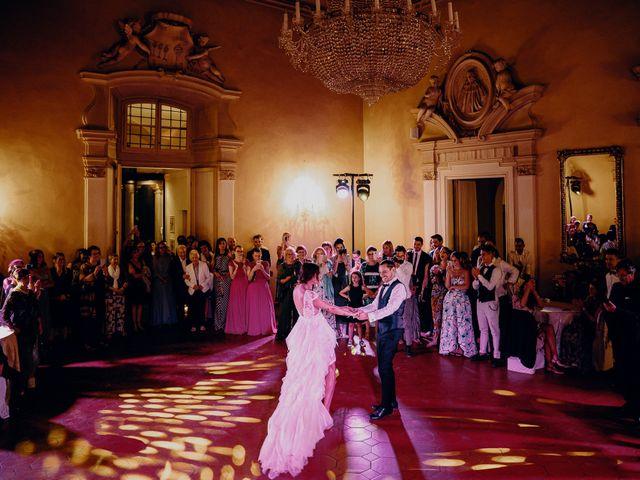 Il matrimonio di Enea e Carlotta a Firenze, Firenze 36