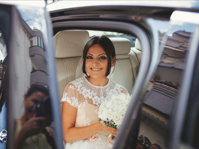 Il matrimonio di Raffaele e Giovanna a Pollena Trocchia, Napoli 28