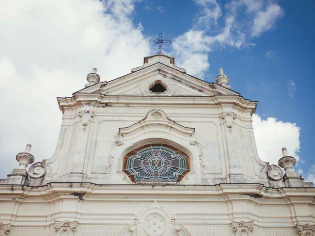 Il matrimonio di Raffaele e Giovanna a Pollena Trocchia, Napoli 30