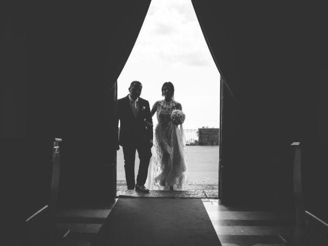 Il matrimonio di Raffaele e Giovanna a Pollena Trocchia, Napoli 33