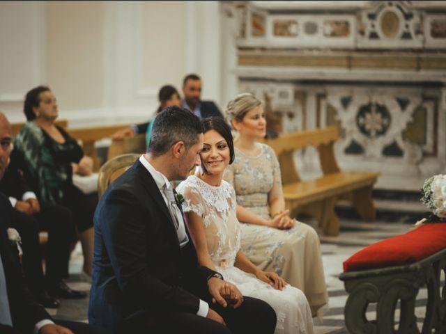 Il matrimonio di Raffaele e Giovanna a Pollena Trocchia, Napoli 34