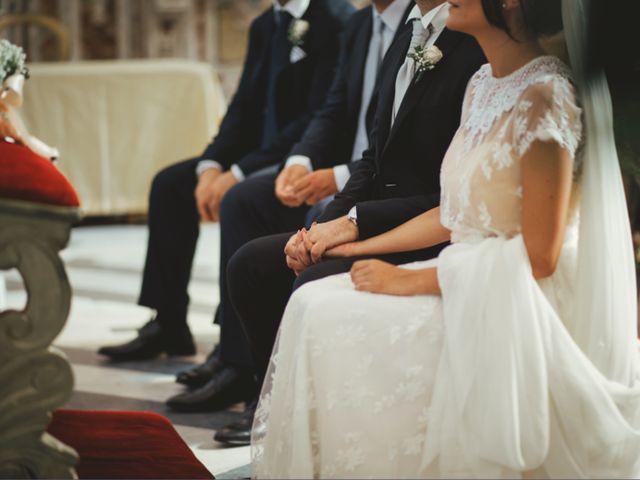 Il matrimonio di Raffaele e Giovanna a Pollena Trocchia, Napoli 35