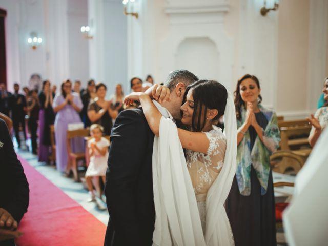 Il matrimonio di Raffaele e Giovanna a Pollena Trocchia, Napoli 41