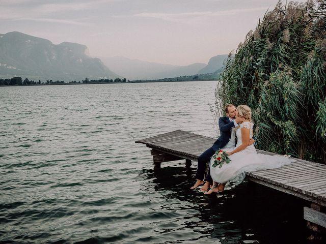 Le nozze di Matthias e Sara