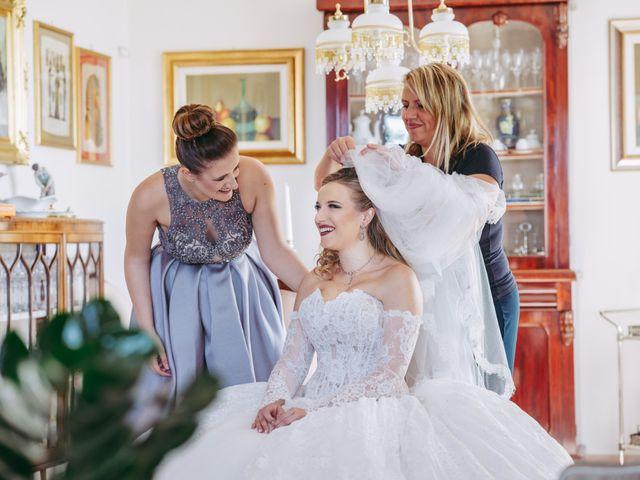 Il matrimonio di Ottavia e Giuseppe a Trecastagni, Catania 7