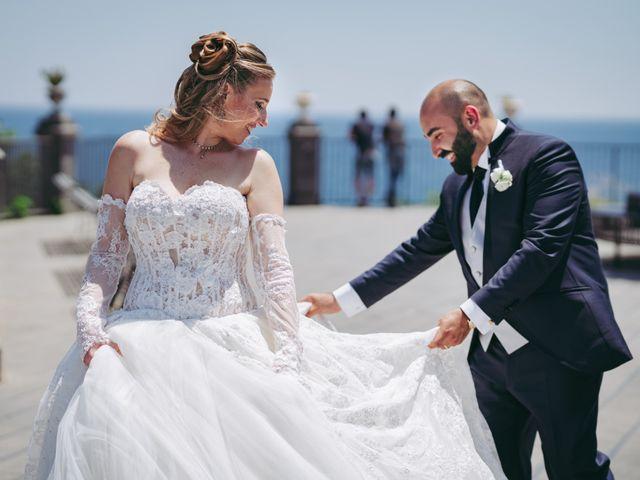 Il matrimonio di Ottavia e Giuseppe a Trecastagni, Catania 10