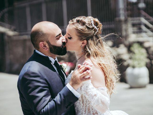 Il matrimonio di Ottavia e Giuseppe a Trecastagni, Catania 11