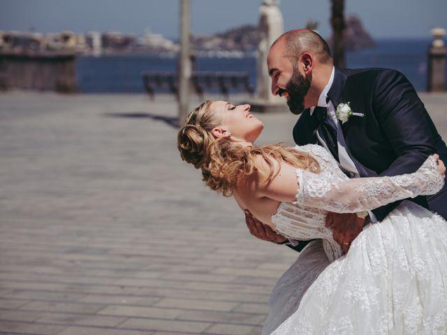 Il matrimonio di Ottavia e Giuseppe a Trecastagni, Catania 14