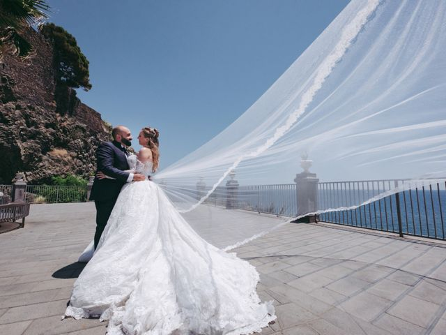 Il matrimonio di Ottavia e Giuseppe a Trecastagni, Catania 18