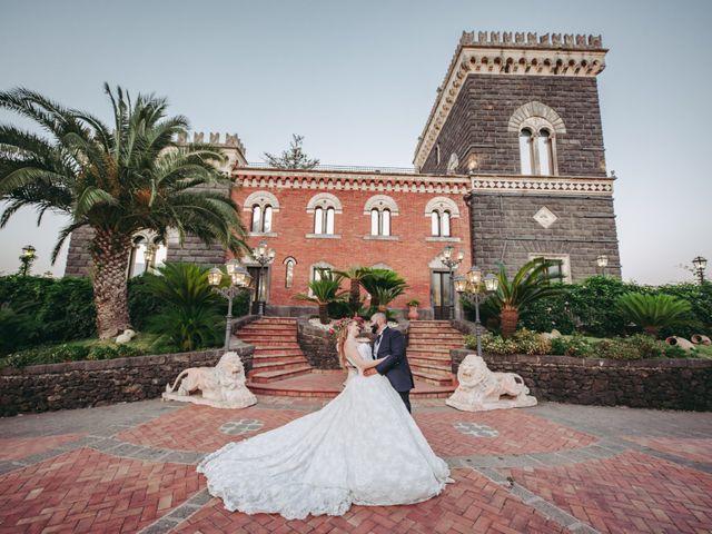 Il matrimonio di Ottavia e Giuseppe a Trecastagni, Catania 20