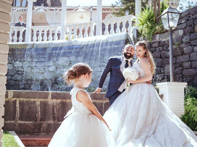 Il matrimonio di Ottavia e Giuseppe a Trecastagni, Catania 21