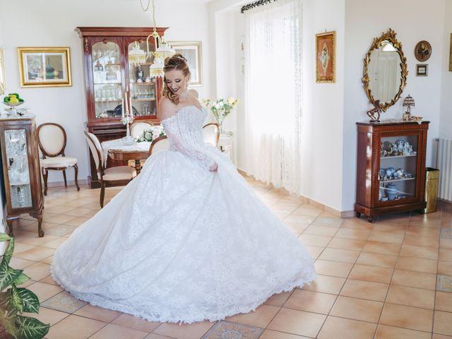 Il matrimonio di Ottavia e Giuseppe a Trecastagni, Catania 26