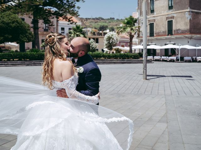 Il matrimonio di Ottavia e Giuseppe a Trecastagni, Catania 28